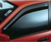 ClimAir Windabweiser Audi A4 Limousine/Avant 1995-1997 (Schwarze Fensterrahmen)