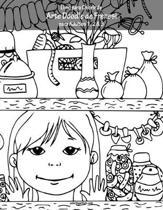 Livro para Colorir de Arte Doodle de Frenesi para Adultos 1, 2 & 3