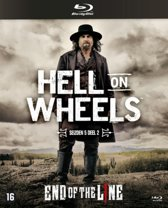 Hells On Wheels - Seizoen 5 (deel 2) (Blu-ray)