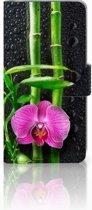 LG G6 Exclusief Design Hoesje Orchidee