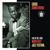 Live At The 1958 Monterey Jazz Fest
