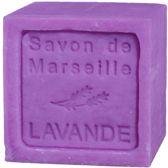 Zeep lavendel kubus 300g