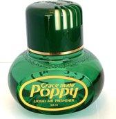 Poppy Grace Mate Pine Original - Poppy Luchtverfrisser - Luchtverfrisser Auto - Poppy luchtverfrisser vrachtwagen - Luchtverfrisser Huis - Wonen - Boot - WC