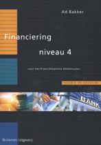 Praktijkdiploma boekhouden (PDB) - Financiering Niveau 4
