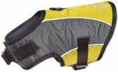 TOUCHDOG Tuigje Touchdog harnas met lijn geel 26 x 40 x 21 cm - 1 ST
