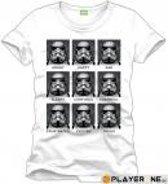 Star Wars Trooper Happy T-Shirt XL