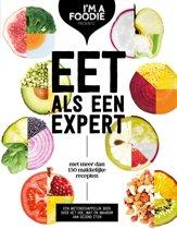 Omslag van 'Eet als een expert'