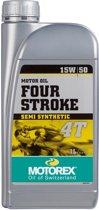 Motorex 4-Stroke 15W/50