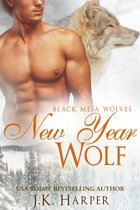 New Year Wolf