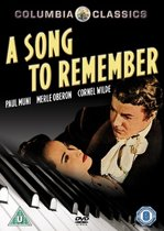 A Song To Remember (Import) (dvd)