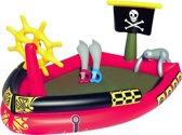 Bestway Speelzwembad Piraat 190x140x96 cm