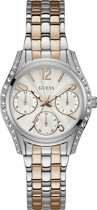 GUESS Watches W1020L3 - Horloge - Dames - Staal - Multi -  ⌀ 36 mm