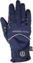 Gloves Stay Warm Navy S
