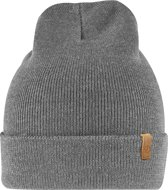Fjallraven Classic Knit Hat Muts - Grey
