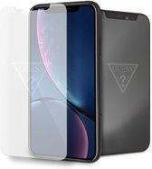 Guess szkło hartowane GUTGMI61TR iPhone Xr Invisible Logo