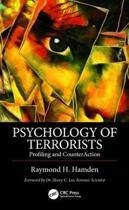Boek cover Psychology of Terrorists van Raymond H. Hamden