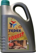 ForestBio Kettingzaagolie 4 liter