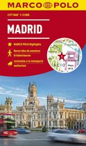 Marco Polo City map Madrid