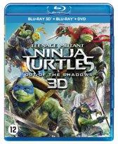 Teenage Mutant Ninja Turtles 2 - Out Of The Shadows (3D Blu-ray)