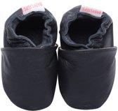 BabySteps slofjes Plain Black XL