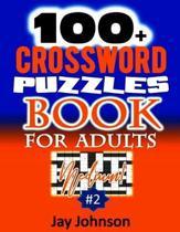 100+ Crossword Puzzle Book For Adults Medium!