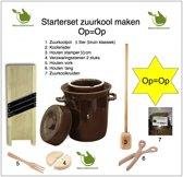 Starterset Zuurkool maken 5 liter (bruin klassiek)