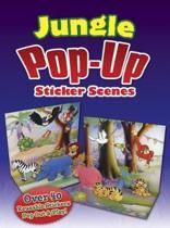 Jungle PopUp Sticker Scenes