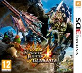 Monster Hunter 4 Ultimate - 2DS + 3DS