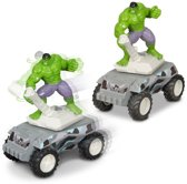 Marvel Hero Rider Hulk - Auto