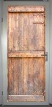 Deurposter 'Deur 9' - deursticker 75x195 cm - RECHTS