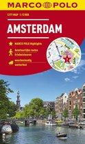 MARCO POLO Cityplan Amsterdam 1:12 000