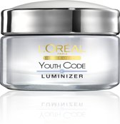 L'Oréal Paris Dermo Expertise Youth Code Luminizer - 50 ml - Dagcrème