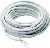 PROFILE flexibele voorbedrade buis 20mm - 5x2,5mm² - 25 meter