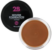 2b Foundation mousse 06 AMANDE