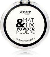 Miss Cop Mat & Fix Powder