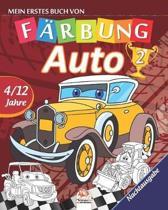 Mein erstes buch von - auto 2 - Nachtausgabe: Malbuch f�r Kinder von 4 bis 12 Jahren - 27 Zeichnungen - Band 1