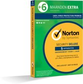 NORTON SECURITY DELUXE 3.0 (18 maanden, voor 5 apparaten)