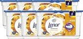 Lenor 3in1 PODS Gouden Orchidee - Wasmiddel Capsules- 6 x 12 Wasbeurten - Voordeelverpakking