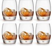 Libbey Whiskyglas – Gles – 36 cl / 360 ml - 6 stuks - hoge kwaliteit - vaatwasserbestendig