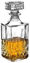 Karaf voor Whiskey-sterke drank-water. 900 ml.
