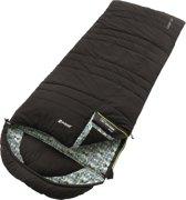 Outwell Sleeping bag Camper Lux Slaapzak - Black/multi