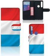 Bookstyle Case Motorola One Macro Luxemburg