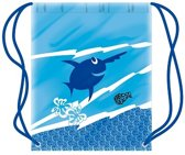 Zwemtas voor kinderen - Gymtas - Rugtas - Beco Sealife Blauw