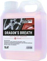 Valet Pro Dragon's Breath Velgenreiniger / vliegroest verwijderen1000ml