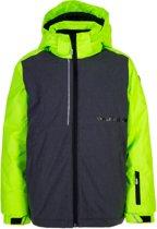 Icepeak Henri Ski Jas Wintersportjas - Maat 152  - Jongens - groen