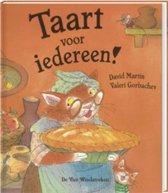 Een Vier Windstreken prentenboek - Taart voor Iedereen!