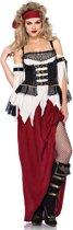 """""""Piraten kostuum voor dames  - Verkleedkleding - Large"""""""