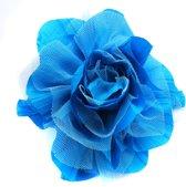 Haarclip in bloemvorm