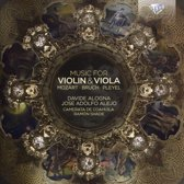 Music For Violin And Viola