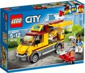 Afbeelding van LEGO City Pizza Bestelwagen - 60150 speelgoed